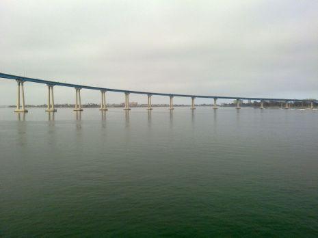 Sand Diego's Coronado Bridge