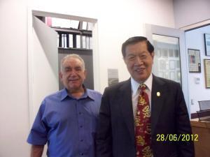 Dennis Griffin, Dr. Henry Lee