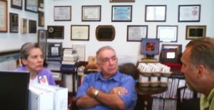 Donna R. Gore, Dennis Griffin, Tim Palmbach, Dr. Henry Lee