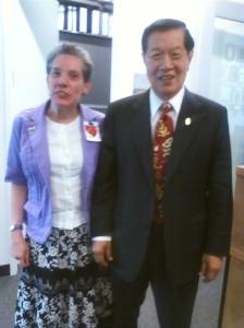 Donna R. Gore, Dr. Henry Lee