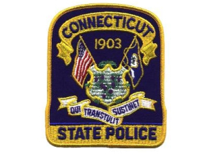 Donna R. Gore, LadyJustice, Connecticut State Police