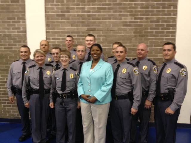 Chief Saundra Rhodes, Horry County Police Chief,Donna R. Gore, Shattered Lives