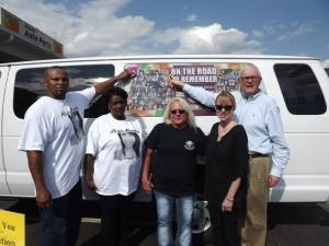 Road to Remember Tour,Monica Caison, CUE Center for Missing Persons