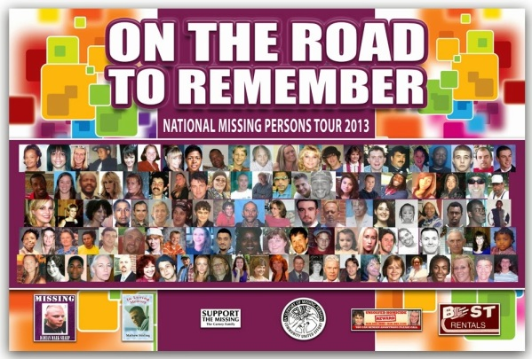 CUE Center Road to Remember Tour, Donna R. Gore, Monica Caison