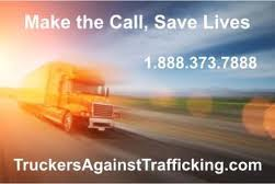 Truckers Against Trafficking, Shattered Lives, Donna R. Gore, human trafficking