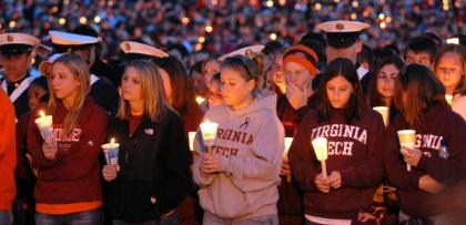 Remembering Virginia Tech Shooting