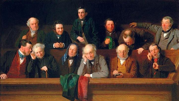 jury consultants, members of jury