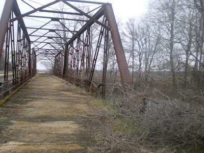 The Tallahatchie Bridge