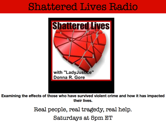 Shattered Lives Radio