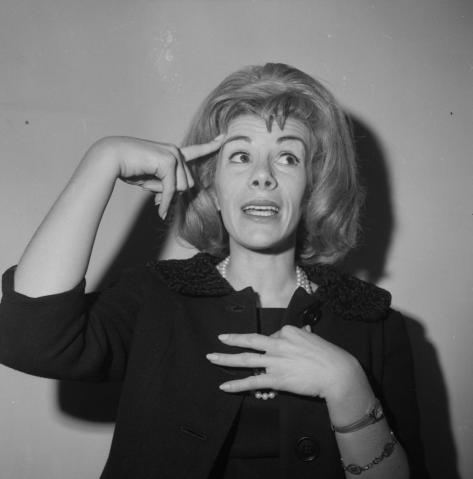 1965 Joan Rivers