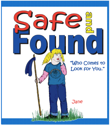 Safe and Found Cover