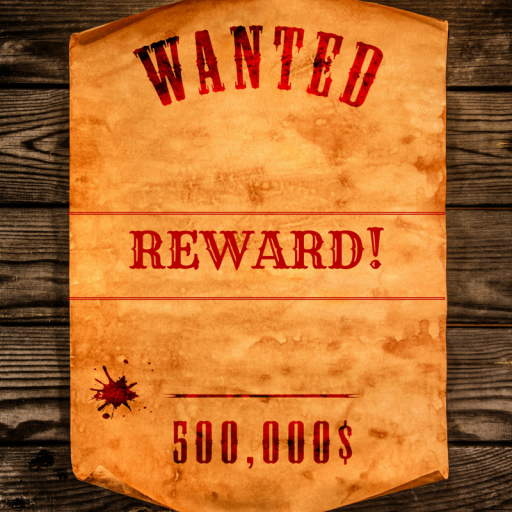 reward for information