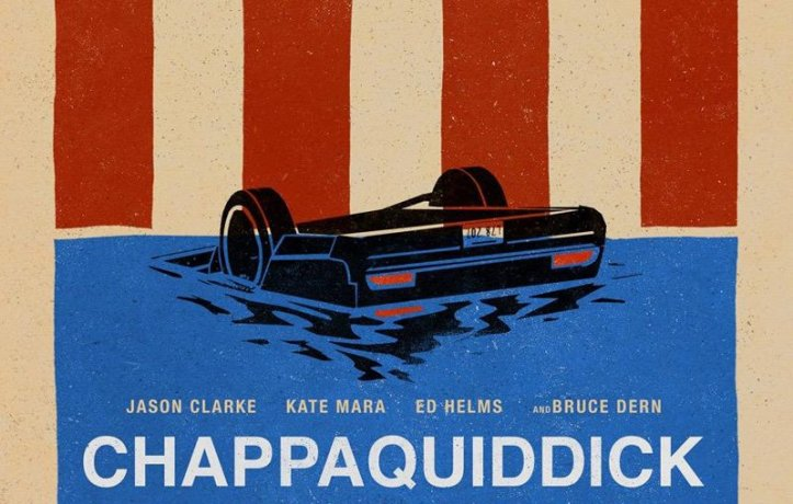 Movie poster Chappaquiddick